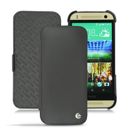 「HTC One mini 2」NOREVE HTC One mini 2 mini2  側翻真皮皮套 保護套 手工訂製  法頂級手機皮套  50種以上顏色