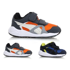 PUMA XS 500 KIDS 男女中童慢跑鞋(童鞋 運動鞋 免運【02013825】≡排汗專家≡