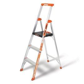 小巨人 簡捷梯5尺★輕巧 收放簡易★家家戶戶必備鋁梯