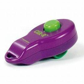 貝果貝果 美國 Premier 知遊玩具~Clik~R 寵物訓練用響片~訓練狗狗用