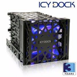 ^~良基電腦^~ ICY DOCK MB074SP~B 4轉3 3.5吋散熱轉接模組
