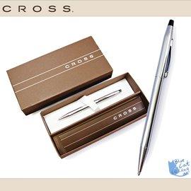 【藍貓BlueCat】【CROSS鋼筆】3502-經典世紀系列 亮鉻原子筆/支鋼筆/鋼珠筆/對筆/套筆/萬寶隆/派克