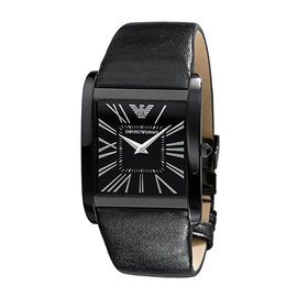 ~EMPORIO ARMANI~ 典雅簡約方形腕錶^(AR2026^)