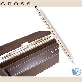 【藍貓BlueCat】【CROSS鋼筆】1502 經典世紀系列 14K包金原子筆(0.7mm)/支鋼筆/鋼珠筆/對筆/套筆/萬寶隆/派克