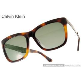 Calvin Klein 太陽眼鏡 CK4247S 004 ^(琥珀^) 率性 簡約款 墨