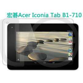 宏碁 Acer Iconia B1-710  平板螢幕保護膜/保護貼/三明治貼 (防刮高清膜)
