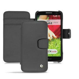 NOREVE LG G2 mini 側掀式支架皮套 保護殼 保護套 手工訂製 法國頂級手機皮套 推薦