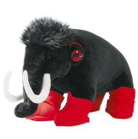 【瑞士 MAMMUT 長毛象】Toy 經典絨毛大象 (XL)/絨毛布偶.背包吊飾.造型玩偶.抱枕.大象/黑 6040-00630(缺貨中)