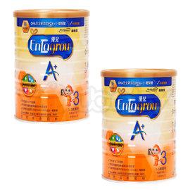 美强生优儿 A+ 学立方奶粉1700g (两罐入)