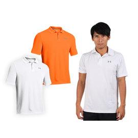 UNDER ARMOUR 男短袖POLO衫(慢跑 路跑 短袖T恤 UA【03320631】≡排汗專家≡