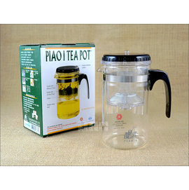 飄逸杯^(小^) GL~865~500cc ml 沖茶壺 花茶壺 咖啡壺 玻璃壺