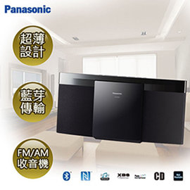 Panasonic 國際牌藍牙NFC連結薄型組合音響 SC-HC29 /SCHC29 /SC-HC29-K **免運費**