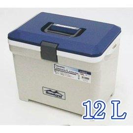 ◎百有釣具◎日本製Baseland  ASTAGE  A牌保冷冰箱 12L