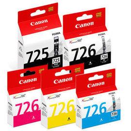 ^~ ^~ 裸包 Canon 墨水匣725 726 PGI~725BK CLI~726BK