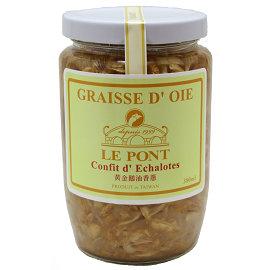 ~食隨之味~橋邊Le Pont黃金鵝油香蔥380g Goose Oil with Frie