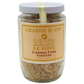 ~食隨之味~橋邊Le Pont黃金鵝油香蔥酥100g Fried Shallot  紅蔥頭