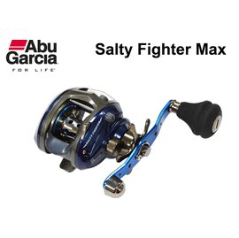 ◎百有釣具◎瑞典ABU  Salty Fighter Max船釣路亞捲線器-左手捲/右手捲~買就送5色布線100米