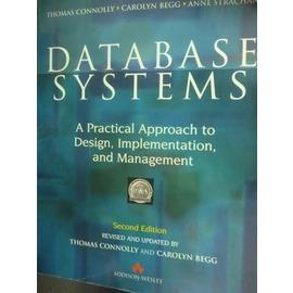 ~書寶 書T2╱電腦_QYD~Database Systems_Thomas M. Con