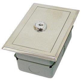 凱迪KIDI 不銹鋼開關盒★電動鐵捲門專用