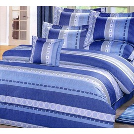 ~GiGi居家寢飾 館~^~台製 寢飾系列^~可訂製精梳棉 純棉床包兩用被組 雙人5^~6