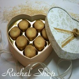 Rachel Shop芮秋 #33747 子禮坊~8入鳳梨酥~純 .生日.中秋.伴手禮