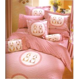 ~GiGi居家寢飾 館~^~台製 寢飾系列^~可訂製精梳棉 純棉 單人床包 雙人兩用被組~