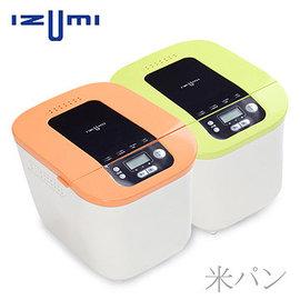 阿邦小舖 日本IZUMI 米飯麵包烘培機 TBM-100 再送康健生機 麵粉600g