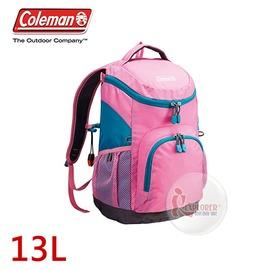 探險家戶外用品㊣CM-B340JMOPK 美國Coleman KID'SLAND 兒童背包-13L (粉紅) 小學生書包 雙肩背包 郊遊背包