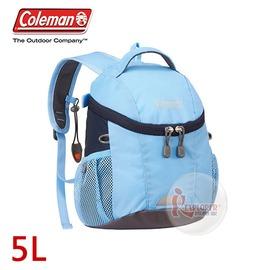 探險家戶外用品㊣CM-B345JMOBL 美國Coleman PETIT 兒童背包-5L (銀河藍)幼稚園書包 小學生書包 雙肩背包 郊遊