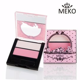 MEKO 蜜糖微醺雙頰彩~優雅玫瑰