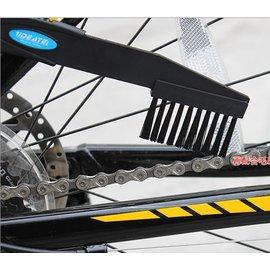 自行車/單車/腳踏車 牙盤/飛輪/鏈條 鍊條 齒狀 清潔器/清洗刷/毛刷工具 (2入裝)