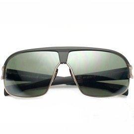 正品保時捷太陽鏡 複古純鈦明星款潮男墨鏡眼鏡8517 D