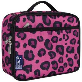 ~Love BBB~美國 Wildkin 33214 粉紅豹紋 保冰保溫午餐袋 便當袋 點