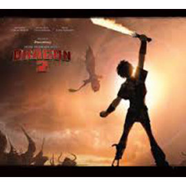 THE ART OF HOW TO TRAIN YOUR DRAGON 2 馴龍高手2 ^