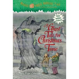 Magic Tree House^#44: Ghost Tale For Christma