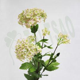 ~ 造花~ ~人造花~^~大雪球^~~開學場景布置 教室佈置 花藝 仿真繡球假花道具 居家