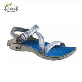 探險家戶外用品㊣CH-ETW26 美國 CHACO 專業運動涼鞋 戶外休閒涼鞋 女標準款 HA19漸層藍
