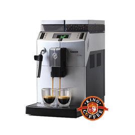 營業機種入門款--飛利浦Saeco Lirika Plus全自動咖啡機RI9841 可加購自動發泡器 沖泡拿鐵咖啡 更勝RI9840