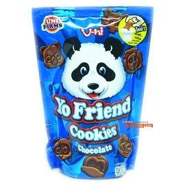 【吉嘉食品】幽芙餅乾/小熊餅乾(巧克力/奶油 分開兩種) 1包30公克11元,另有pocky巧克力棒
