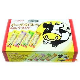 【吉嘉食品】OHGYA扇屋 起司條/卡芒貝爾起士條 1盒48入230元,日本進口{4970765131119:1}