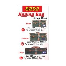 ◎百有釣具◎PRO-HUNTER SALTWATER JIG POUCH 鐵板攜型袋 小-230mmx120mm 現貨供應中
