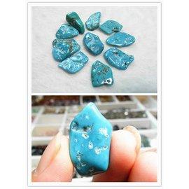 土耳其石turquoise掌上石^(^)2^~3公分^) ^~助於表達、靈性的落實、學習力