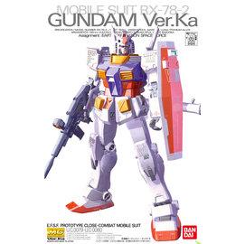 鋼彈模型 MG 1 100 RX~78~2 GGUNDAM 鋼彈 Ver.Ka TOYeG