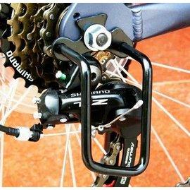 (通用型) 自行車/單車/腳踏車 後撥/後變速器 防護器/防撞桿/保護器