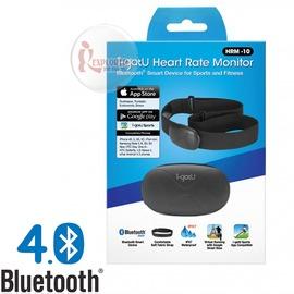 探險家戶外用品㊣HRM-10 藍牙心率監測器 心跳帶 單車/路跑/運動紀錄器 藍芽4.0 支援 iPhone/Android