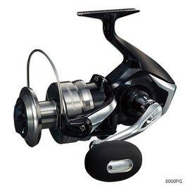 ◎百有釣具◎SHIMANO   SPHEROS  大物捲線器 規格SW 8000HG型/8000PG型