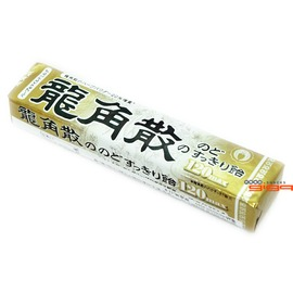 【吉嘉食品】龍角散 蜂蜜條糖max120 1條42公克45元,日本進口,另有龍角散條糖,清爽喉糖{4987240618690:1}