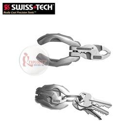 探險家戶外用品㊣d-mxst50016 美國SWISS+TECH 9合1多功能工具組 鑰匙圈 工具刀 瑞士刀 萬用刀