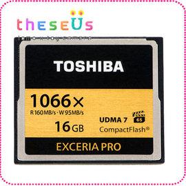 東芝 TOSHIBA 16GB 16G CF EXCERIA PRO 1066X UDM7