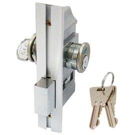 SFC鋁門鎖單面平鎖★伸縮式鎖頭  可依鋁門厚度調整